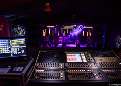 The Daisy Jones: Gear And Venue